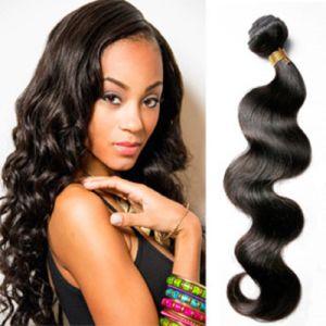 Factory Wholesale Top Grade 100% Virgin Indian Hair pictures & photos