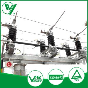 OEM 15kv 1000A High-Voltage Electric Disconnect Switch/ Isolating Switch pictures & photos