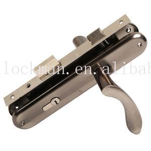Aluminum Handle Door Handle Lock (DL-002) pictures & photos