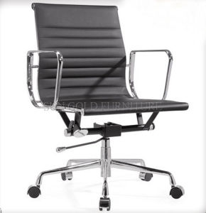 Hot Sale Modern Medium Back Leather Office Chair (SZ-OC125) pictures & photos