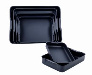 Bakeware Aluminum Hard Anodized 12 Hole Muffin Pan (MY2852H) pictures & photos