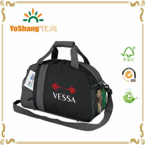 Well Promotion Sport Duffel Bag with Insulated Side Mesh Pocket pictures & photos