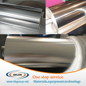 Aluminum Foil for Battery Cathode Substrate (350m Length X 280mm width X 15um thickness) pictures & photos
