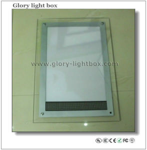 Crystal Light Box with LED Running Message Display pictures & photos