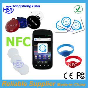 2013 Popular Ntag203 Nfc Tag (HSY-NFC)