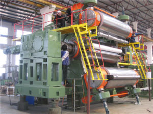Rubber Sheet Cooling Machine / Battch off/ Cooling Machine (XPG-900) pictures & photos