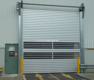 Fast Rolling Door -30 / CE Certified pictures & photos