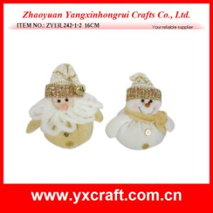 Christmas Decoration (ZY13L242-1-2 16CM) Christmas Hanging pictures & photos