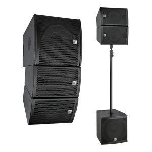 Cvr PRO Audio + China Factory + Line Column Speaker (CV-8.0& CV-112B) pictures & photos