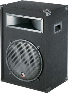 Professional DJ Wooden Speaker Box Outdoor Stage Speaker (Pw-65) pictures & photos