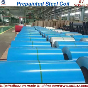 0.14-0.8mm Building Material Roofing Sheet Color Coated Galvanized Steel Coil pictures & photos