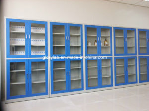 Steel Medicine Cabinet with Glass (JH-HC002) pictures & photos