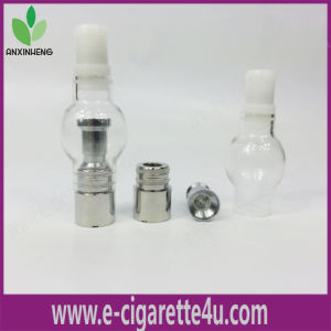 Cool G18 Glass Globe Vaporizer for Wax for Dry Herb