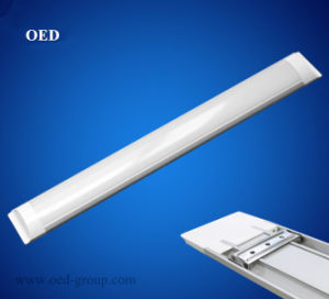 9W High Lumen LED Batten Light Tube/ LED Flat Tube/ Narrow LED Panel Light From China pictures & photos