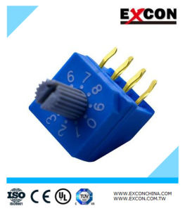 9 Position Switch Dial Rotary Switch Excon Rr32712 pictures & photos