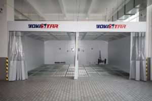 Yokistar Spray Paint Booth Prep Station pictures & photos