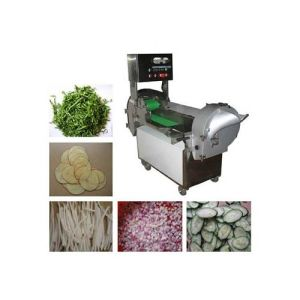 Fresh Vegetable Cutting Machine Food Processor Vegetable Cutter pictures & photos
