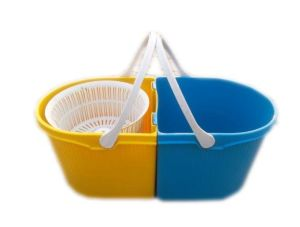 Magic Mop with 2 Buckets (MP-009)