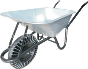 Wheel Barrow of Size Wb-6414k pictures & photos