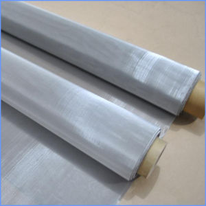Stainless Steel Wire Mesh From Guangzhou Supplier pictures & photos