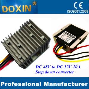 DC48V to DC12V 10A 120W Car Step Down Power Converter pictures & photos