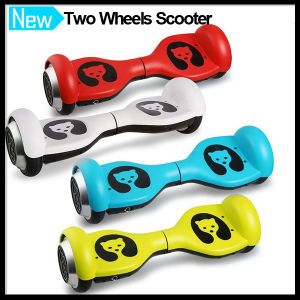 Kid′s Two Wheels Smart Self Balancing Electric Scooter pictures & photos