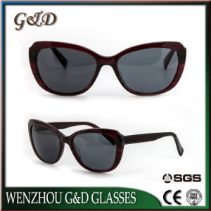 Latest Design Most Popular Acetate Sunglasses pictures & photos