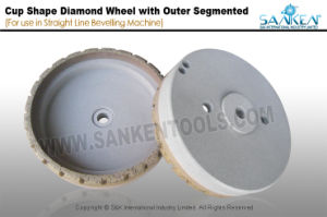 Cup Shape Diamond Wheel pictures & photos