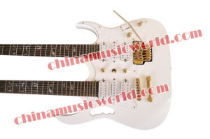 Afanti Music Double Neck Iba Style Electric Guitar (AIB-621) pictures & photos