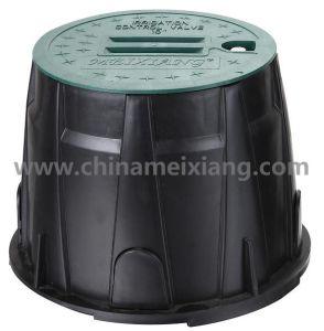 10′′ Round Plastic Valve Box (910 Valve Box) (MX9302) pictures & photos