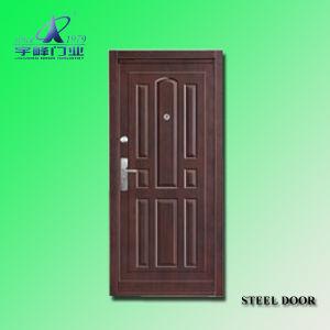 Modern Wrought Iron Door Yf-S133 pictures & photos