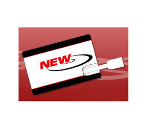 1/2/4/8/16GB OEM High-End USB2.0 Gift Promotional USB Credit Card-099 (IMT-099) New Card