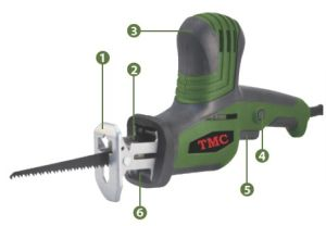 New Design Reciprocating Mini Electric Saw with CE Certification