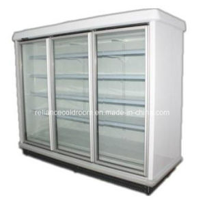 Display Multideck Freezer with Glass Door pictures & photos