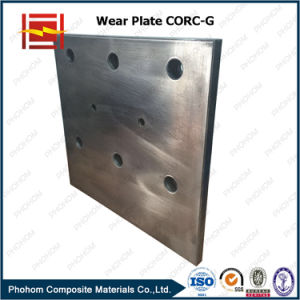 High Hardness Bimetallic Wear Resistant Steel Plate pictures & photos