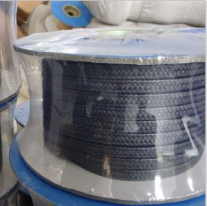 Graphited PTFE Packing with Low Density and Good Performance pictures & photos