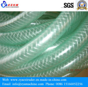 Double Layer Flexible Pipe Extrusion Line/ Reinforced Pipe Extrusion Line pictures & photos