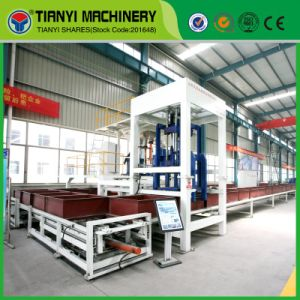 Tianyi Fireproof Thermal Insulation Wall Brick Foam Concrete Making Machine pictures & photos