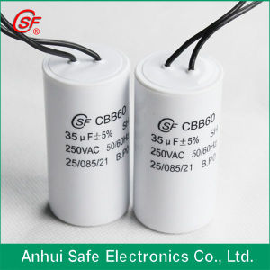 Cbb60 Sh Metallized Capacitor with Approval pictures & photos