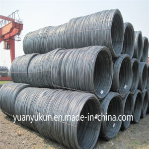 Manufacture Price Mild Coil Q235/Q195 Carbon Steel Iron Wire for Building/Nails pictures & photos