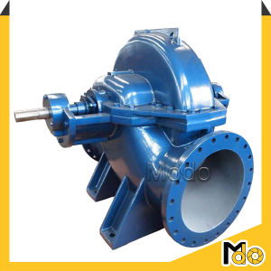 415V Double Suction High Volume Drainage Water Pump pictures & photos
