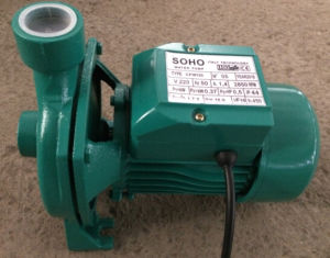 Wedo Cpm130 AC Electric Centrifugal Clean Water Pump Made in China (0.5HP) pictures & photos