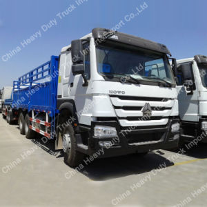 HOWO 6X4 Stake Truck for Sale pictures & photos