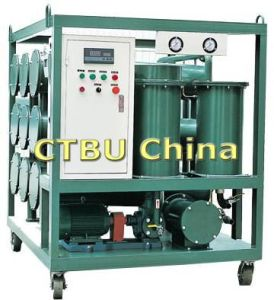 Used Transformer Oil Reclaiming Machine pictures & photos