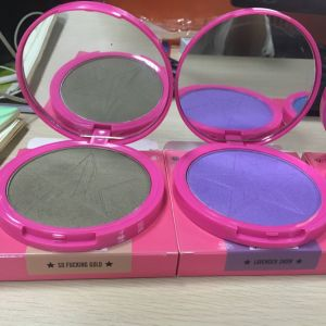 Jeffree Star Cosmetic Skin Frost Glow Kit Highlight Powder 8 Color Beautiful Colorful Mini Cosmetic Eye Shadow Palette pictures & photos