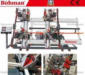CNC Operation Four-Point Crimping machine Equipment pictures & photos