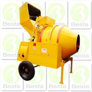 European Style Diesel Concrete Mixer Jzr500A pictures & photos