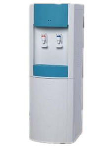 New Compressor Cooling Standing Water Cooler with Cabinet/Refrigerator (XJM-89) pictures & photos