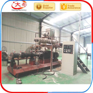 Aqua Fish Meal Feed Extrusion Making Machines pictures & photos