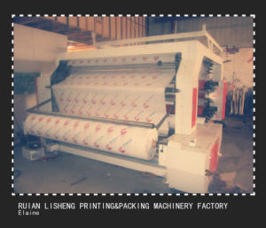 2.4meter Flexo Printing Machine for Non-Woven Printing pictures & photos